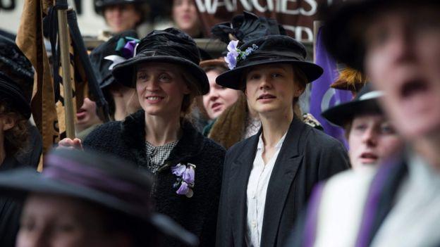 Still from Suffragette