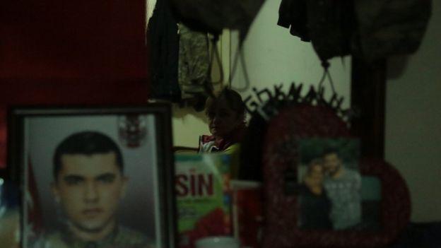 Göksal Mustafa Ağaçyetiştiren, annesine kavuşmasına 23 gün kala düzenlenen saldırıda hayatını kaybetmiş.