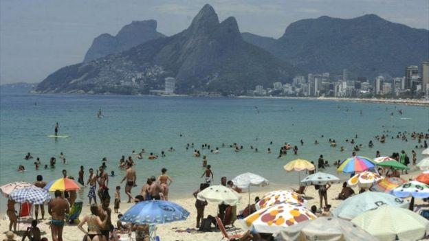 Tim Vickery: Como vim ao Brasil para fugir da tirania do inverno, me nego a reclamar do calor