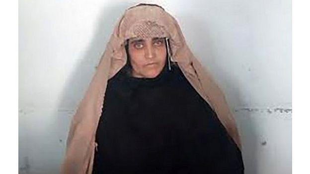 تصویری از شربتگل در بازداشت