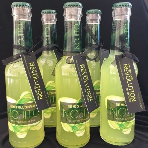 شرکت ماکتیل نوشیدنیهای غیرالکلی تولید میکند