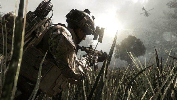 Call of Duty: The controversies and sales - BBC Newsbeat