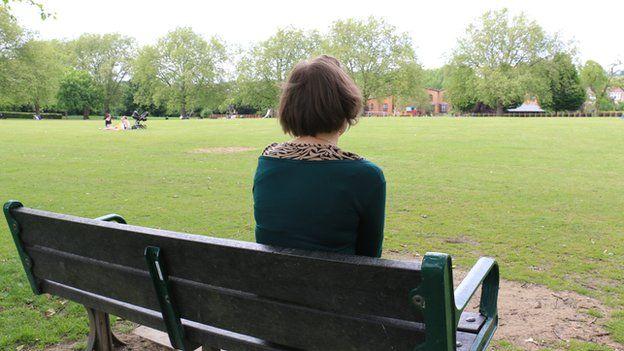 Imogen in park