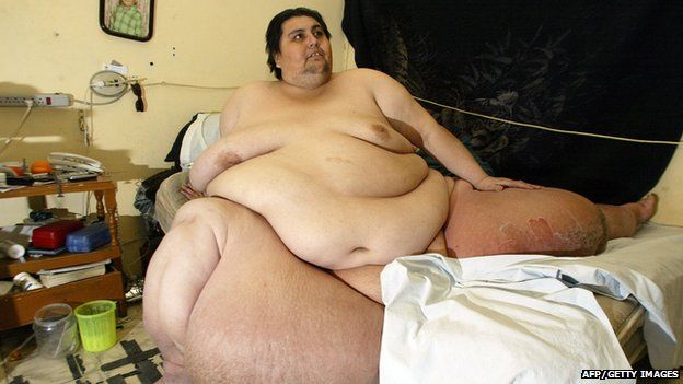 Manuel Uribe in bed