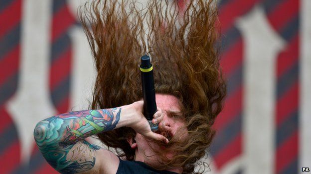 Levi Benton of Miss May I