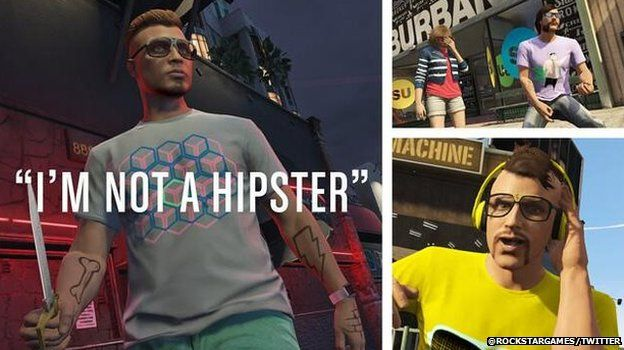 I'm Not a Hipster update promo image