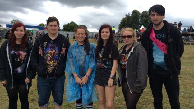 Sonisphere fans