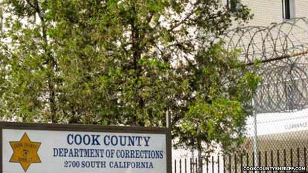 Cook County Sheriff department