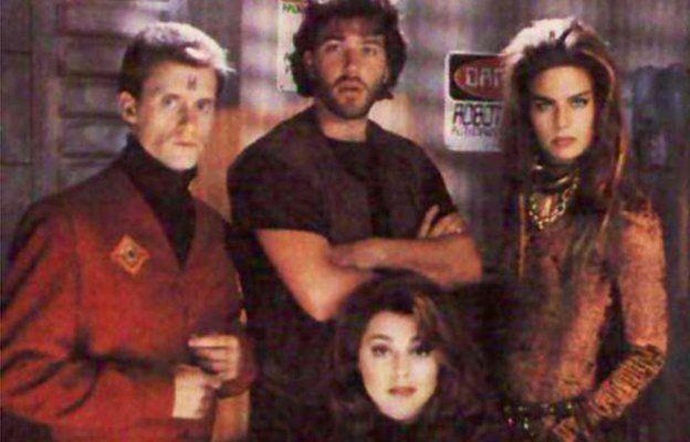 Cast of Red Dwarf USA