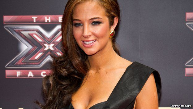Tulisa was a judge on the X Factor between 2011 and 2012