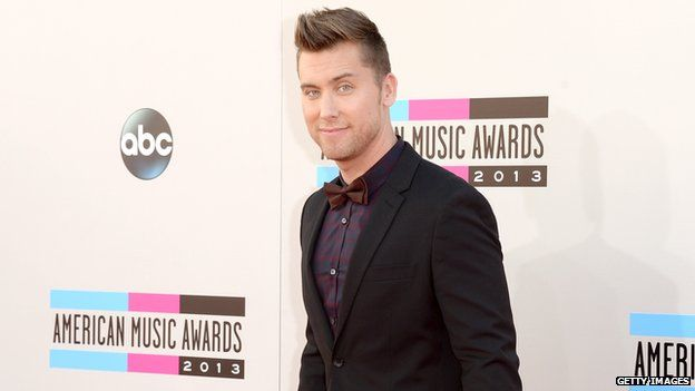 Lance Bass has claimed *NSYNC are clueless about the band's new album.