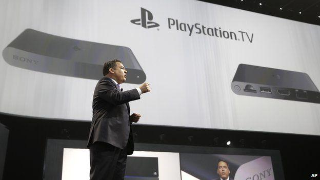 PlayStation TV presentation