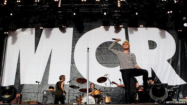 Gerard Way says he will not play My Chemical Romance tracks.