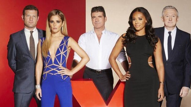 The X Factor to use free voting through new phone app - BBC Newsbeat