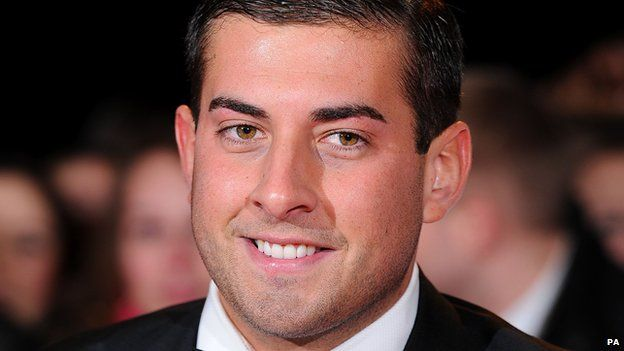 James Argent from TOWIE has been missing since Friday