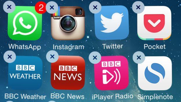 iPhone screnshot