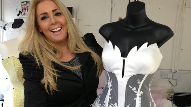Big Fat Gypsy Wedding designer gets compensation payout - BBC Newsbeat