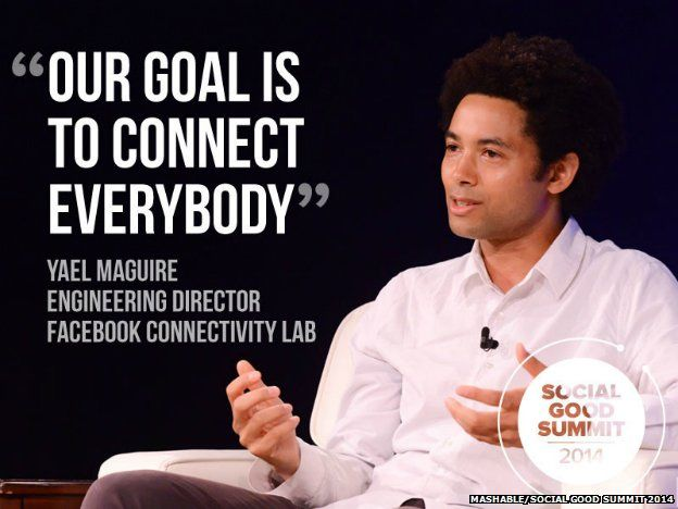 Yael Maguire from Facebook's Connectivity Lab