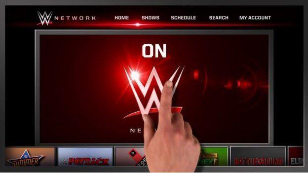 WWE screen grab