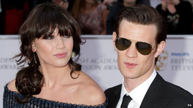 Matt Smith and ex-girlfriend Daisy Lowe