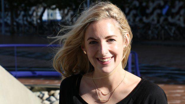 Hannah Catmur