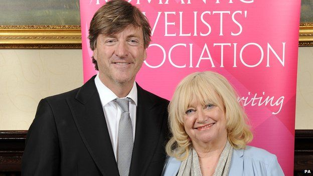 Richard Madeley and Julie Finnigan are Chloe's parents