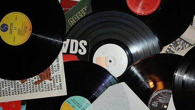 Vinyl records have been making a comeback