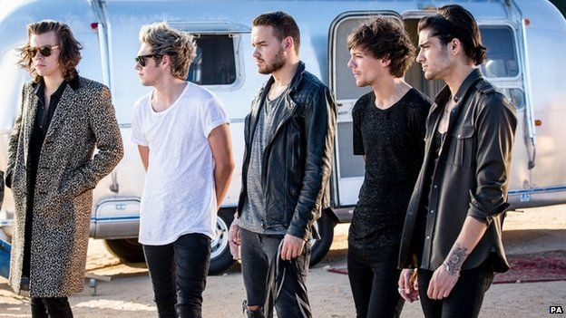 One Direction members earn £6m each in 2013 - BBC Newsbeat