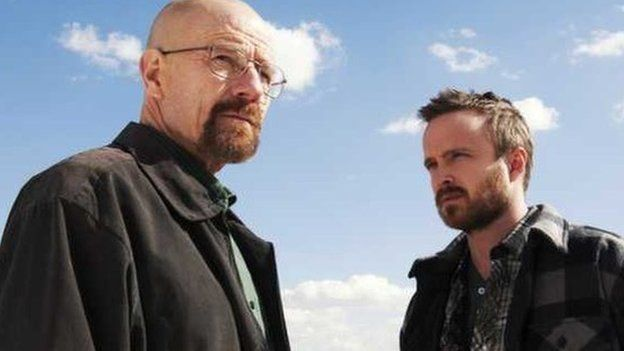 Breaking Bad's Aaron Paul has tweeted about the dolls