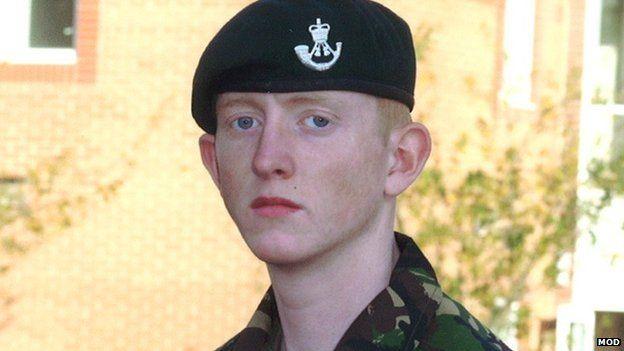 Rifleman Cyrus Thatcher