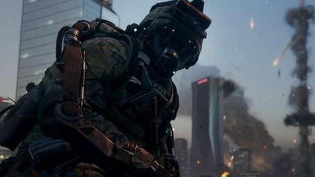 Call of Duty screen grab