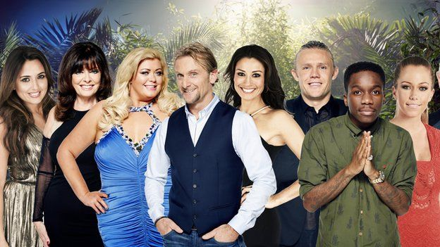 I'm A Celebrity... Get Me Out Of Here! line up 2014
