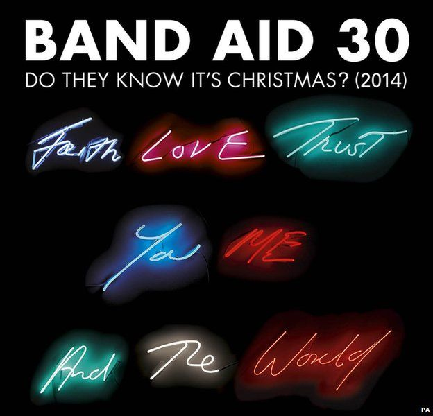 Band Aid 30 cover