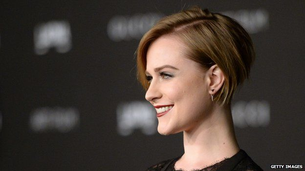 Evan Rachel Wood will play a character called Dolores Abernathy.