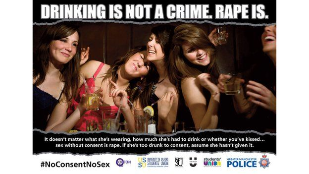 if both parties are drunk is there consent