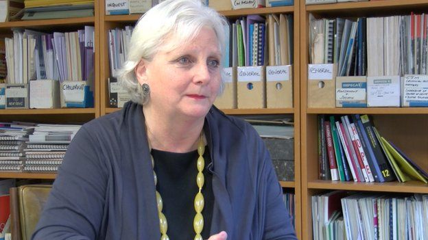 Juliet Lyons CBE is the director of the Prison Reform Trust
