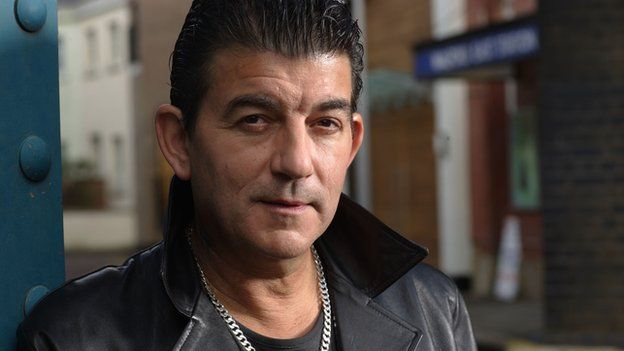 EastEnders: Nasty Nick Cotton on getting 'the call' - BBC ...