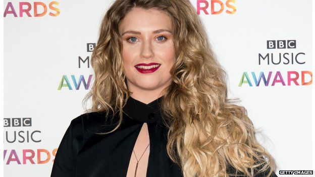 Ella Henderson at the BBC Music Awards