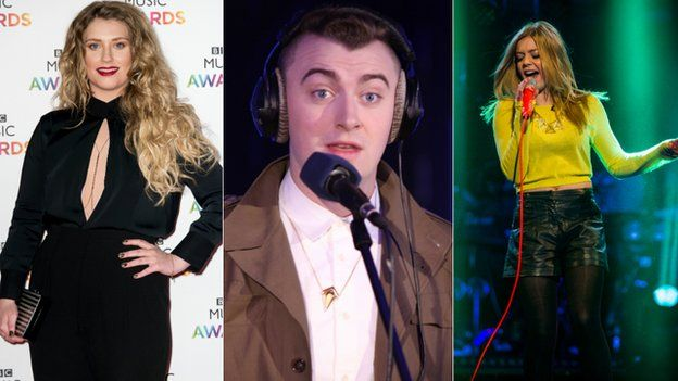 Ella Henderson, Sam Smith, Becky Hill