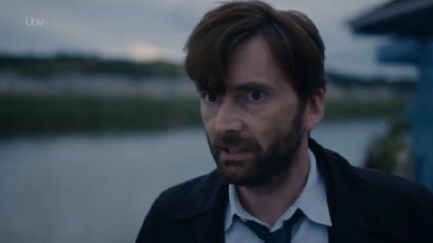 DI Hardy (Played by David Tennant)
