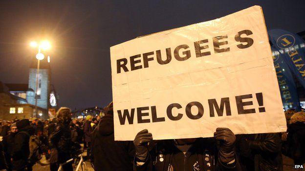 Hamburg anti-protests
