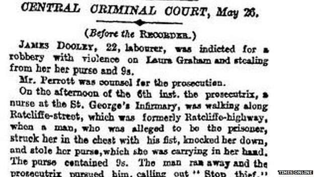 Man convicted of robbery archive
