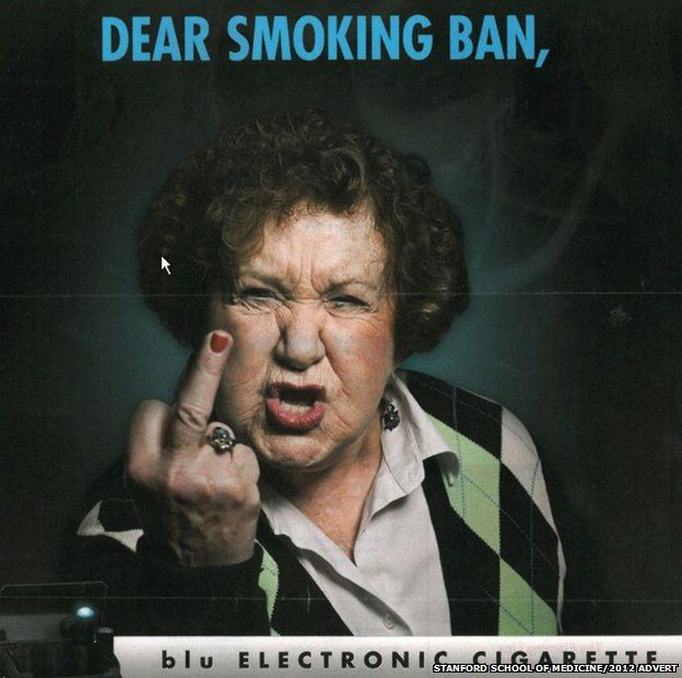 Smoking adverts and the 'outrageous' cigarette promotions of