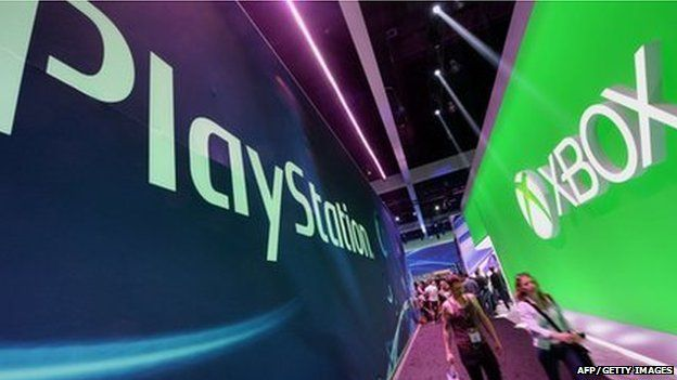 Gamers got their first glimpse of the new consoles at E3 conference in June