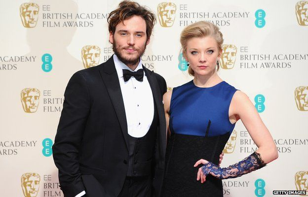 Sam Claflin and Natalie Dormer