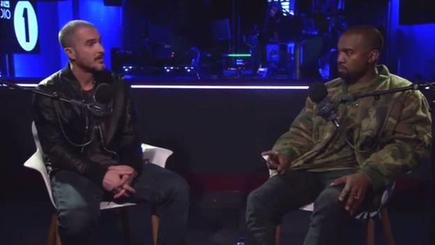 Zane interviews Kanye