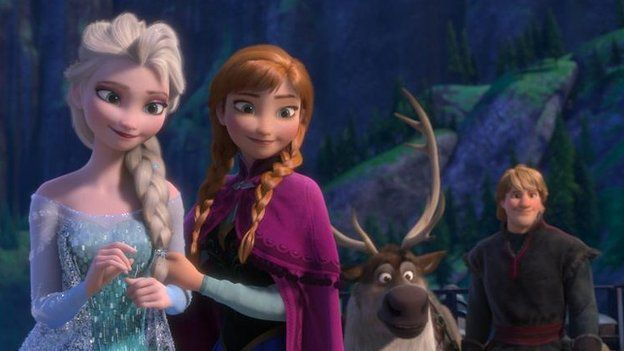 entertainment movies disney including frozen release dates