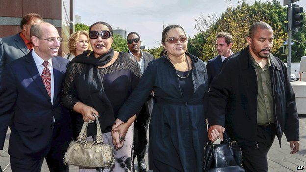 Marvin Gaye's family won $7.3m (£4.8m) after Blurred Lines court case
