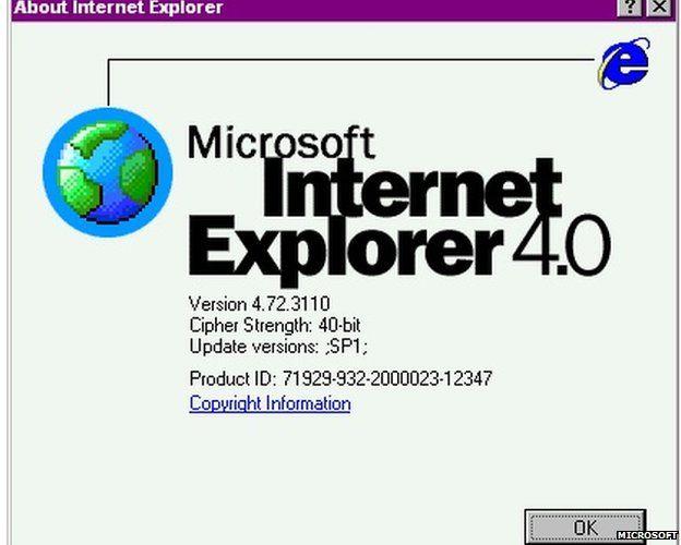 Internet Explorer 4 - Wikipedia