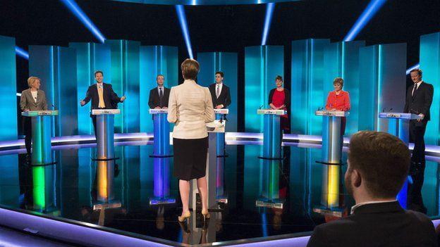 Leaders Debate
